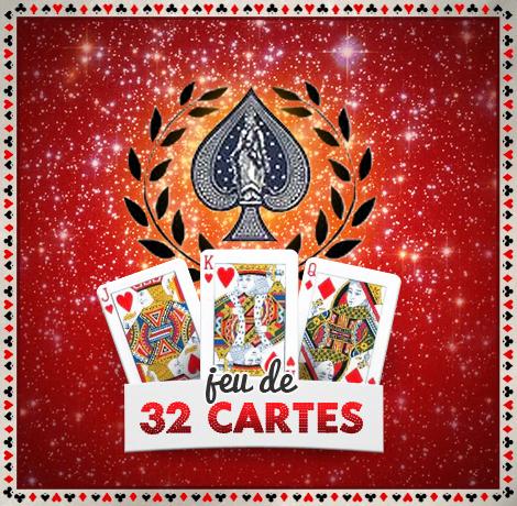 jeu 32 cartes