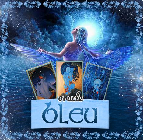 orale bleu