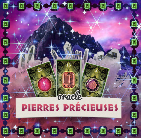 oracle pierres precieuses