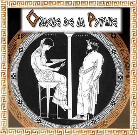 oracle de pythie