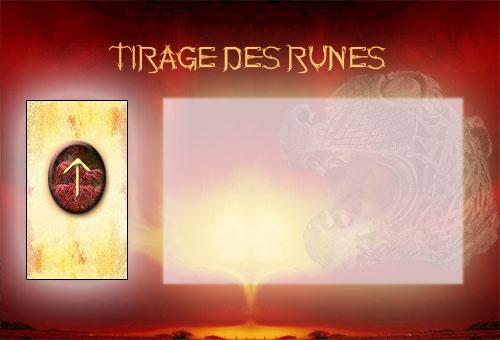 tirage rune